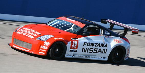 USA Nissan R35 GT R Nissan 350z Nissan Fontana Dealer Spotlight