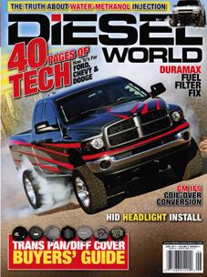 magazine e Boost STREET Diesel World Diesel