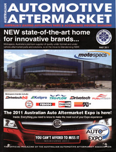Race Port Australian Automotive Aftermarket magazine AAAA