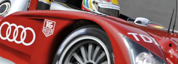 Le Mans Diesel Audi R15 TDI Audi