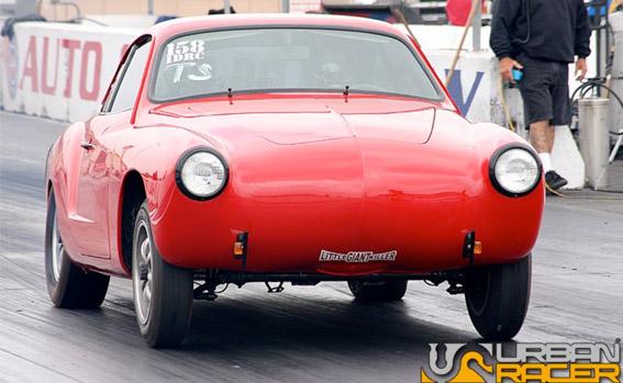 VW USA Sponsored Car Karmann Ghia Brenden Mosher