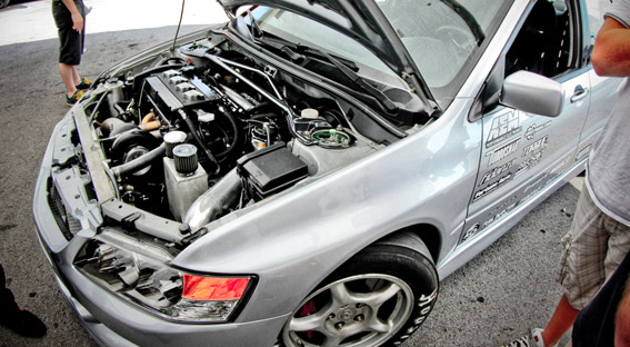 Evo Mods - Your Guide To Mitsubishi Evo 8/9 Bolt-On