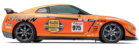 STILLEN Sponsored Car GT R D Sport