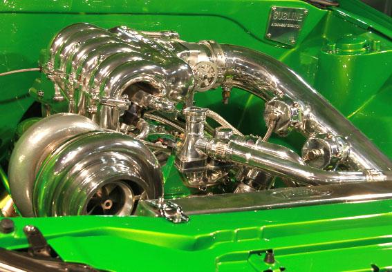 Muscle Car Turbosmart International