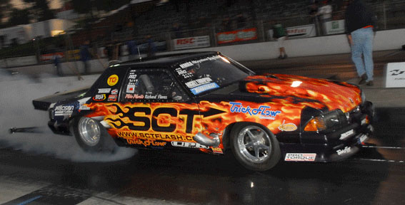 Sponsored Car Pro Outlaw 10.5 NMRA NMCA Murillo