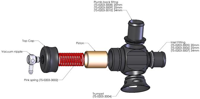 turbosmart boost tee instructions