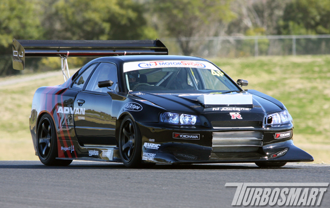 WTAC world time attack tilton Superlap scorch nemo Mitsubishi EVO mca