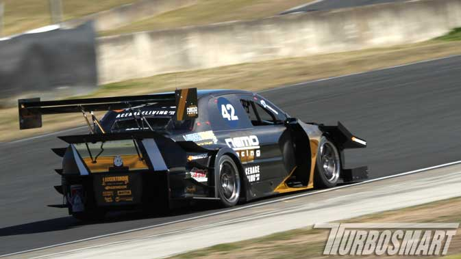 WTAC Time Attack Superlap nemo