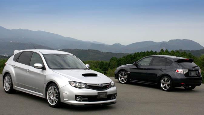 WRX Subaru STi iwg