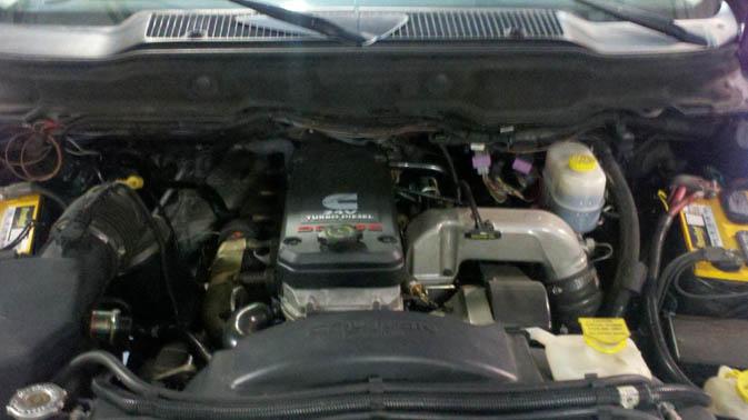 ram iwg dodge Diesel cummins