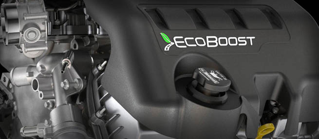 kompact Ford ecoboost