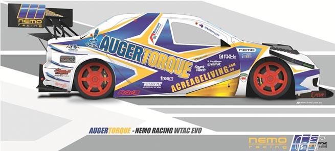 wastegate turbosmart Sponsor Raceport pro class Nemo Racing Mitsubishi EVO 2013 WTAC