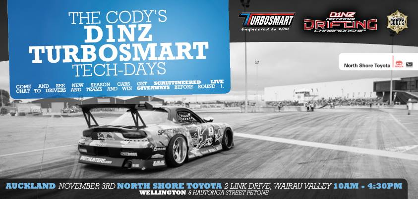 Turbosmart Tech Day