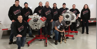 Team Turbosmart Spotlight - Steve Morris Engines