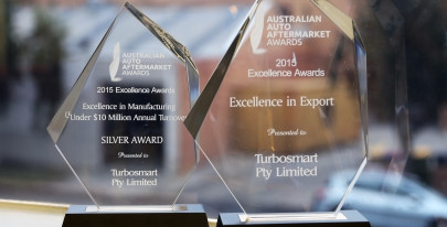 Turbosmart takes home the trophies at the Australian Auto Aftermarket Awards