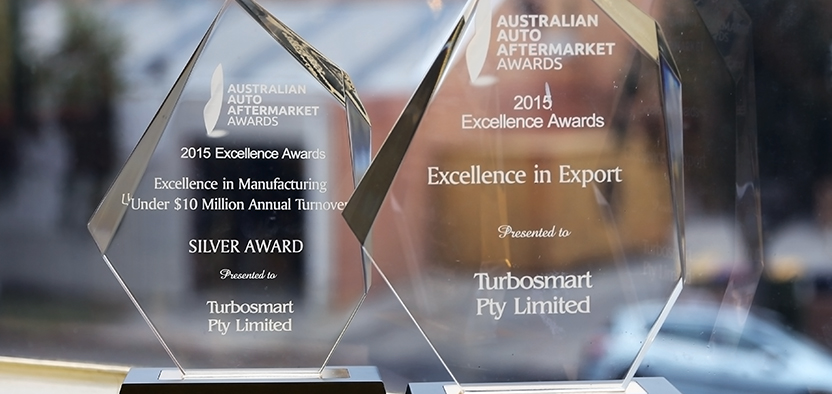 Turbosmart takes home the trophies at the AAAA Awards