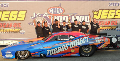 Team Turbosmart's Turbos Direct Wins 2015 US Pro Mod Nationals