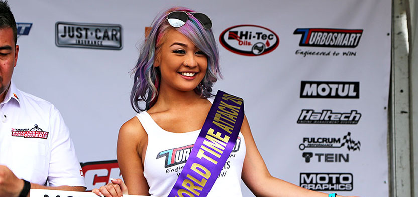 Who is Miss Turbosmart? Q and A with Melissa Grace