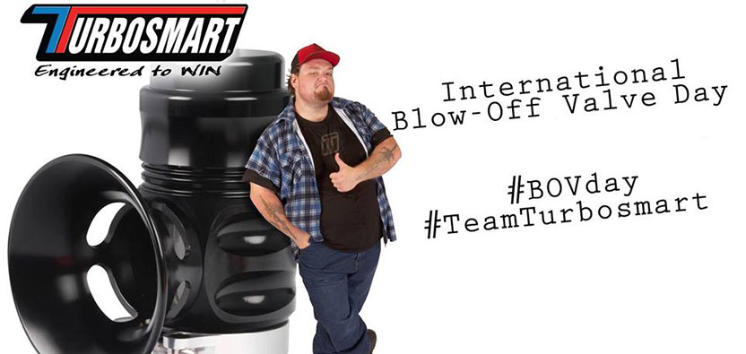 What is International Blow-Off Valve Day?