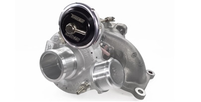 Turbosmart for Mustang: NEW Kompact Shortie BOVs and Internal Wastegate Actuator