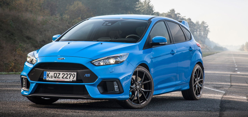 Performance Focused: Turbosmart's BOVs and Wastegate Actuator for 2016 Ford Focus RS