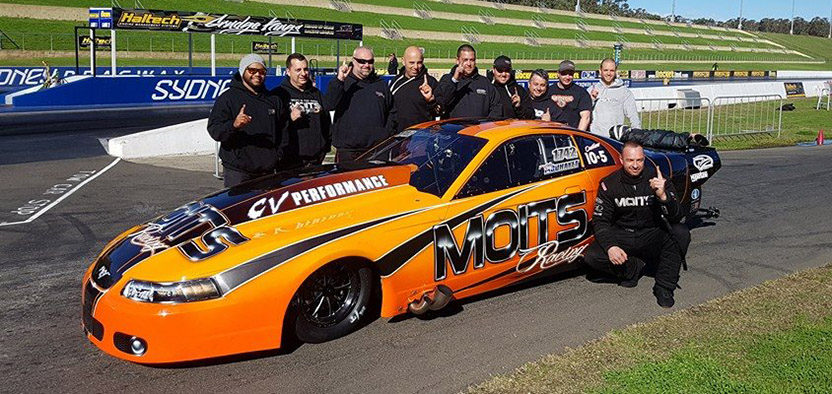 Team Turbosmart's Moits Racing breaks Outlaw 10.5 World Record, Australian Doorslammer Record