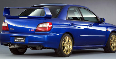 Turbosmart for Subaru