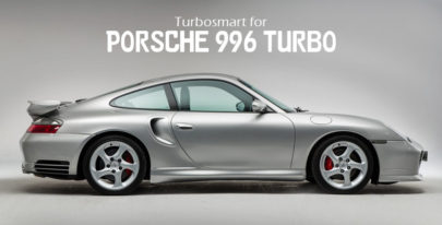 Turbosmart's Performance Guide: Porsche 911 Turbo (996)