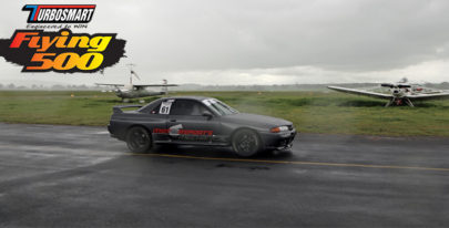 Turbosmart Flying 500 Entrant: Motorsports Mechanical's R32 GT-R