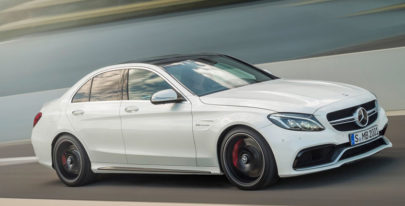 New for Euro: Kompact BOV kit for Mercedes-Benz C63 AMG (W205)