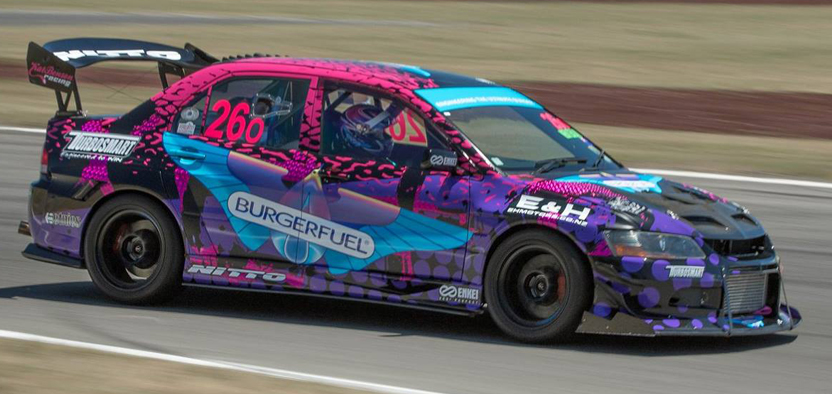 Katherine Benson finishes Third in class at Prowear NZ Superlap Series RD2 2017