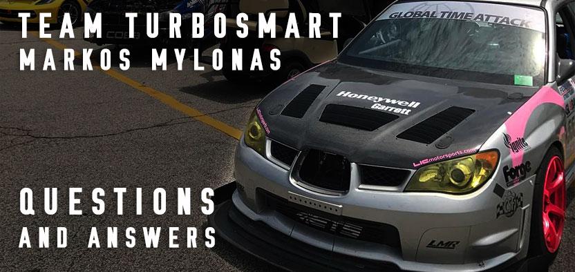 TEAM TURBOSMART Q&A: Markos Mylonas -Snail Performance