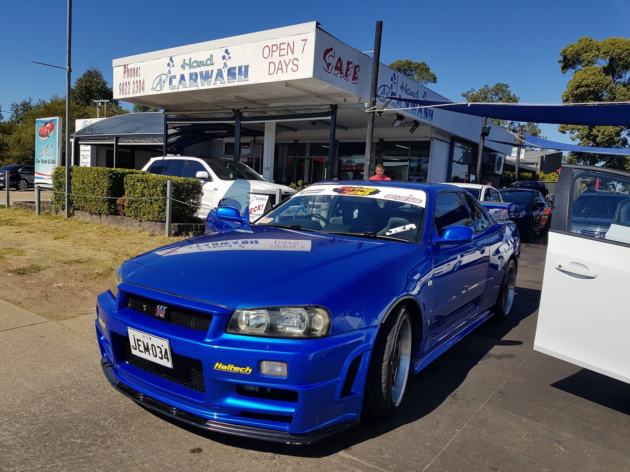 JEM R43 GTR