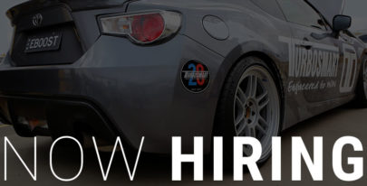 Turbosmart is seeking a new Account Manager