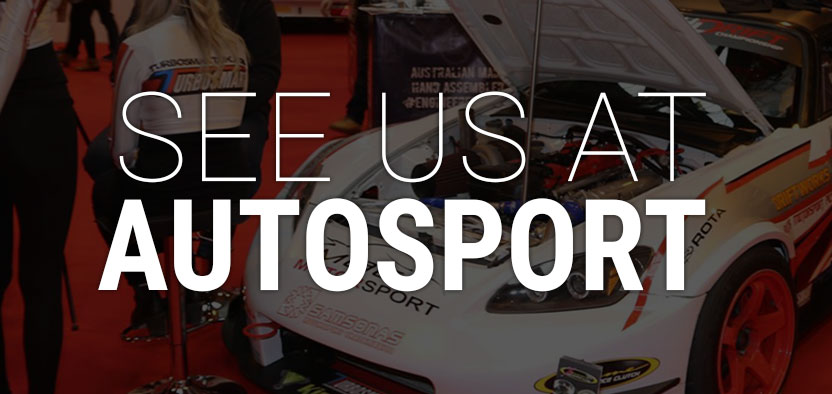Turbosmart to Attend Autosport International 2018