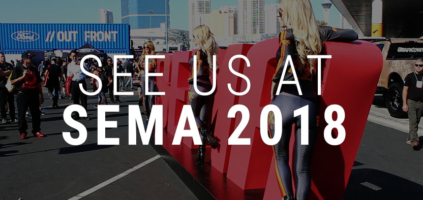 Turbosmart to take the next step at SEMA 2018
