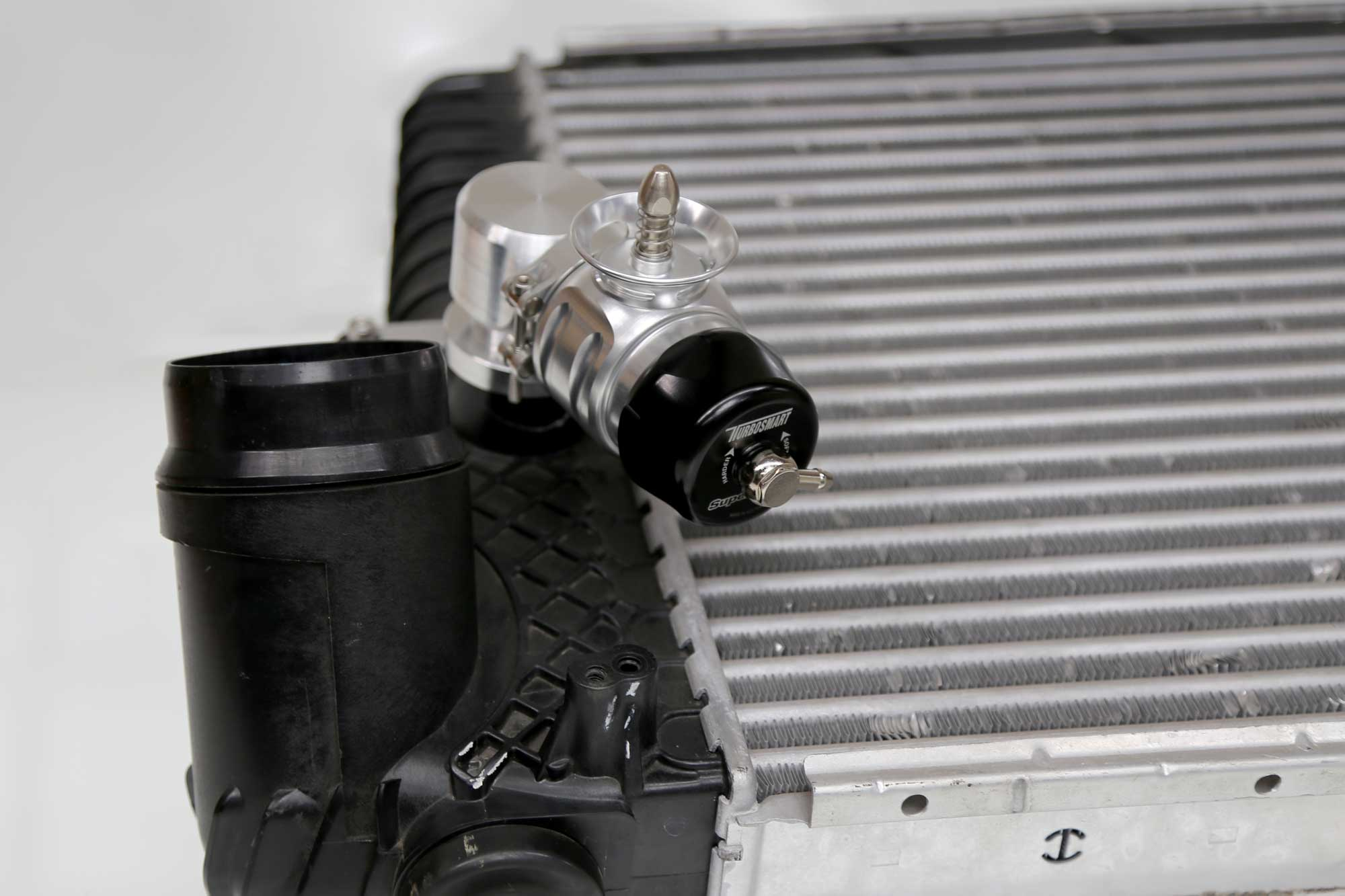 Smart-Port BOV Supersonic for Ford F150 and Raptor - Turbosmart