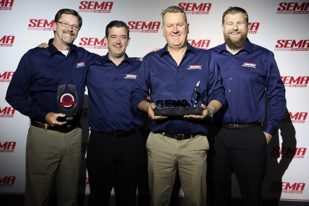 Turbosmart GMs with SEMA award