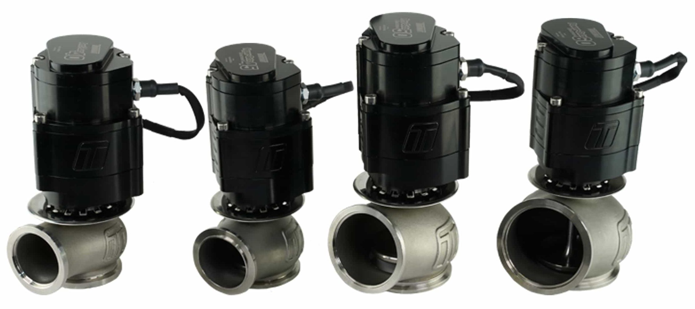 AVAILABLE NOW - Electronic Wastegates (eWG) CompGate40 & ProGate50