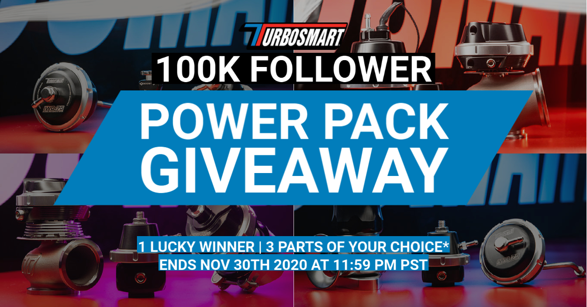Power Pack Giveaway