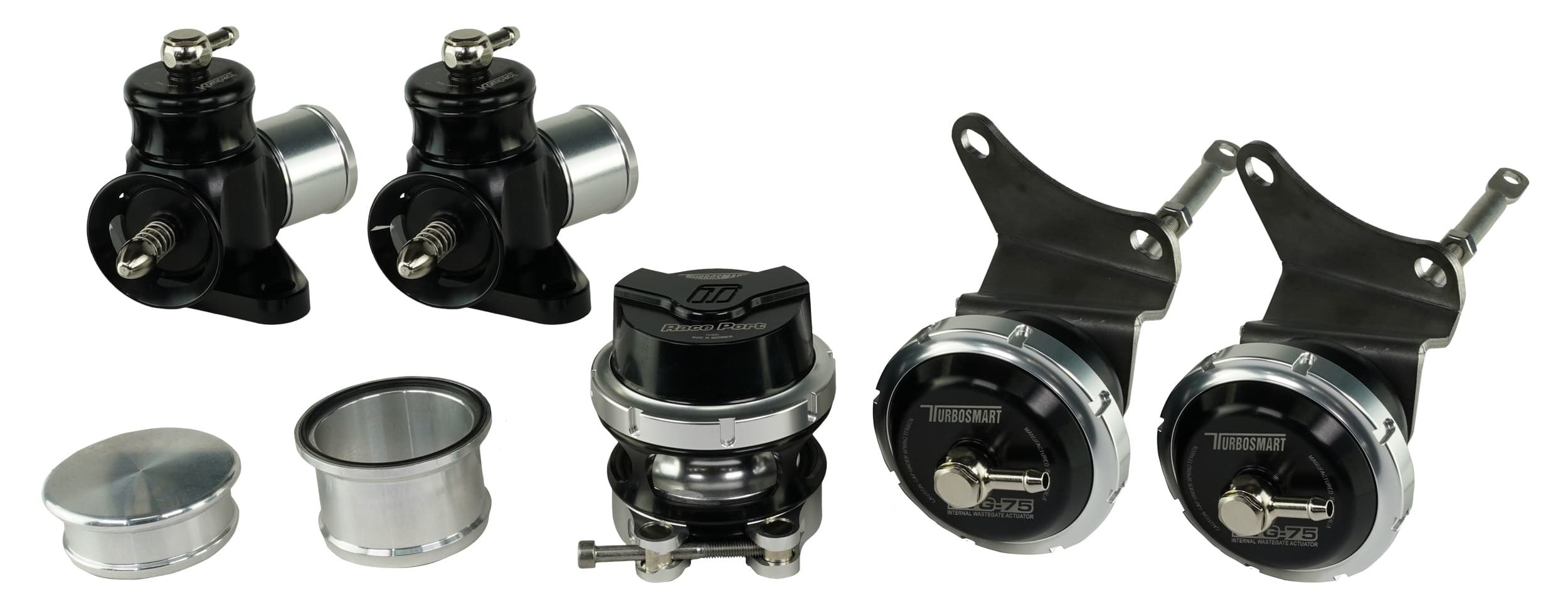 Bolt-On BOV's & Upgraded Actuators