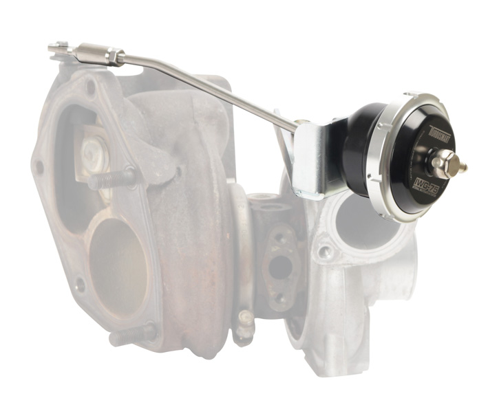 Turbosmart TS-0601-1242 Black Internal Waste Gate Actuator Iwg75 Mitsubishi Evo 6-8 24 Psi
