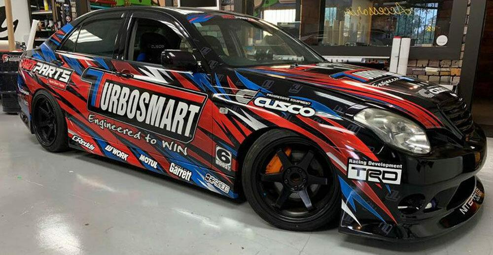 Turbosmart Sponsorship